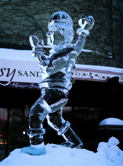 Business Ice Sculptures, Ice Carving Business, Ice Impressions, Ice Impressions Ice Sculptures, Snowball Fight, Snowball Fight Ice Sculptures, Traverse City Ice Sculptures.