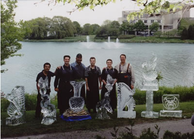 Ice Carving Classes, Ice Carving Instruction, Group Ice Carving Instruction, Ice Sculpting Education, Learn How to Carve Ice, Ice Carvings, Ice Carving Education, Ice Sculpting Education, Hands on Ice Sculpting Classes.