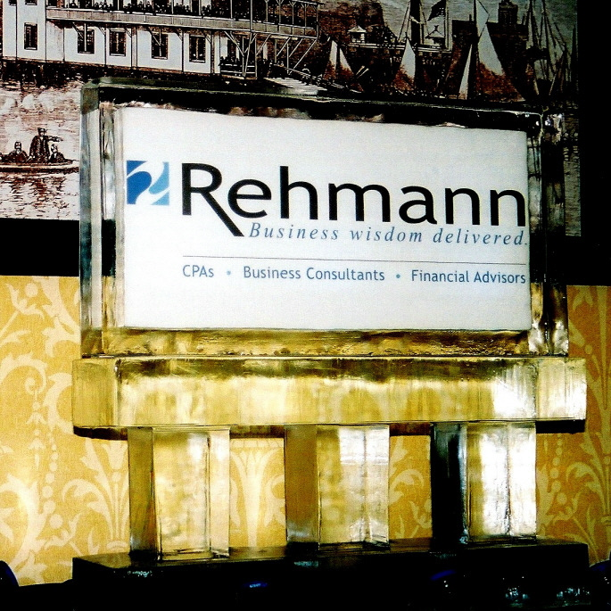 rehmann ice sculpture presentation, ice impressions, special event ice sculptures, brand promtion ice sculptures, northern michigan ice sculpture, traverse city ice sculptures, ice sculpture, ice carving, michigan ice, special event ice sculpture, grand opening ice sculptures, grand opening ice carvings, grand opening ice carving, michigan ice sculpture, business promotion ice sculpture, advertising ice sculptures, marketing ice sculptures.
